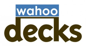 wahoo decks